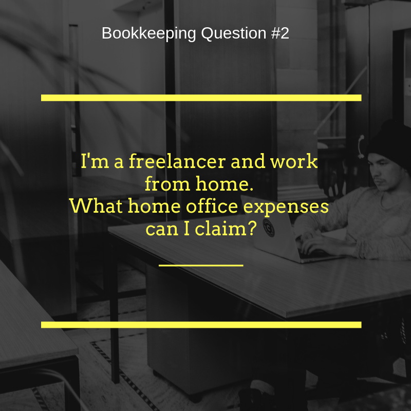 I'm A Freelancer And Work Form Home. What Home Office